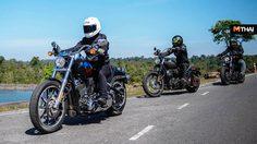 Harley-Davidson ยกขบวน Sportster, Softail ร่วมขับขี่ทริป Freedom Ride กรุงเทพ-เขาใหญ่