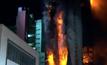 ตึก 26 ชั้นในบราซิลถล่มหลังเพลิงไหม้รุนแรง