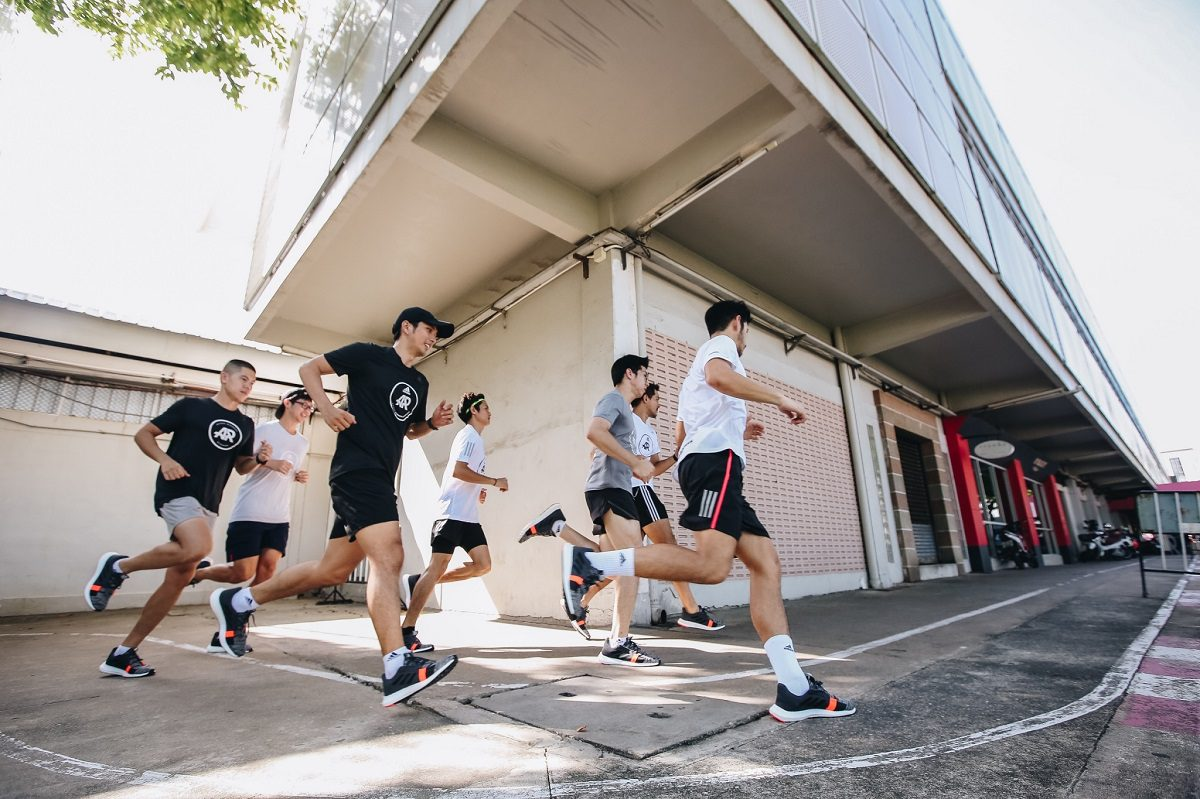 adidas Running, อาดิดาส, รองเท้าวิ่ง, สนีกเกอร์