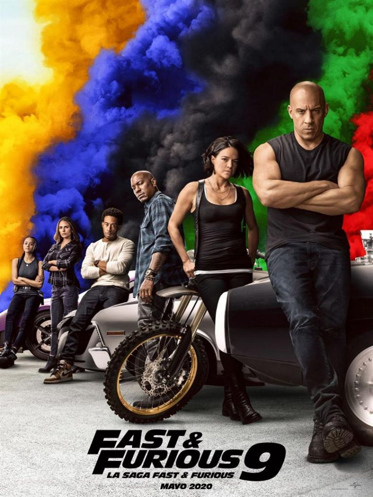 มาแล้ว! ตัวอย่างหนัง Fast & Furious 9 เร็ว แรงทะลุนรก 9 ซับไทย
