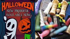 เซ็กซ์ทอย คอลเลคชั่นใหม่ ธีม Halloween จากผู้ผลิตเจ้าเก่า Geeky Sex Toys
