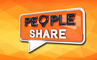 People Share
