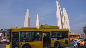 ศรีสุวรรณออกแถลงการณ์ คัดค้านการขึ้นค่ารถเมล์ 22 เม.ย.นี้