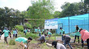 ภาพบรรยากาศ คลิกดี ทำดี ครั้งที่12/2555 ตามรอยพ่อ