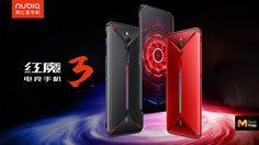 เปิดตัว Nubia Red Magic 3 สมาร์ทโฟนเกมมิ่ง มีพัดลมระบายความร้อนในตัว