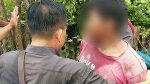 หลานวัย 15 ฉุนป้า ก่อนลงมือข่มขืนฆ่า ทิ้งศพริมสระน้ำ