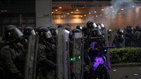 จีนเตือนแทรกแซงประท้วงฮ่องกง หลังตำรวจใช้กระสุนจริงระหว่างเหตุปะทะ