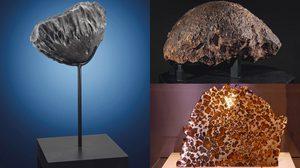 Top 10 อุกกาบาต อายุหลายพันปี ที่มีราคาแพงที่สุดในโลก