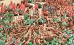 แข่งสร้างหอคอยมนุษย์ในสเปน
