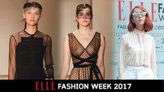 มารีญา เดินแบบแฟชั่นโชว์ ASV ในงาน Elle Fashion Week 2017