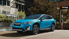 2019 Subaru Crosstrek Hybrid SUV ปลั๊กอินไฮบริดคันแรก พร้อมขายที่อเมริกา