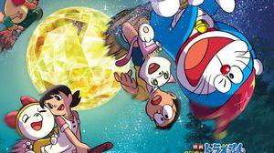 โดราเอมอนภาคจอเงินชุดใหม่ตอน Nobita no Space Heroes ในปี 2015