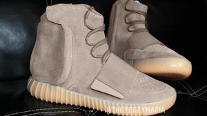 adidas Yeezy Boost 750 Light Brown สีใหม่เตรียมวางขาย 15 ตุลาคมนี้