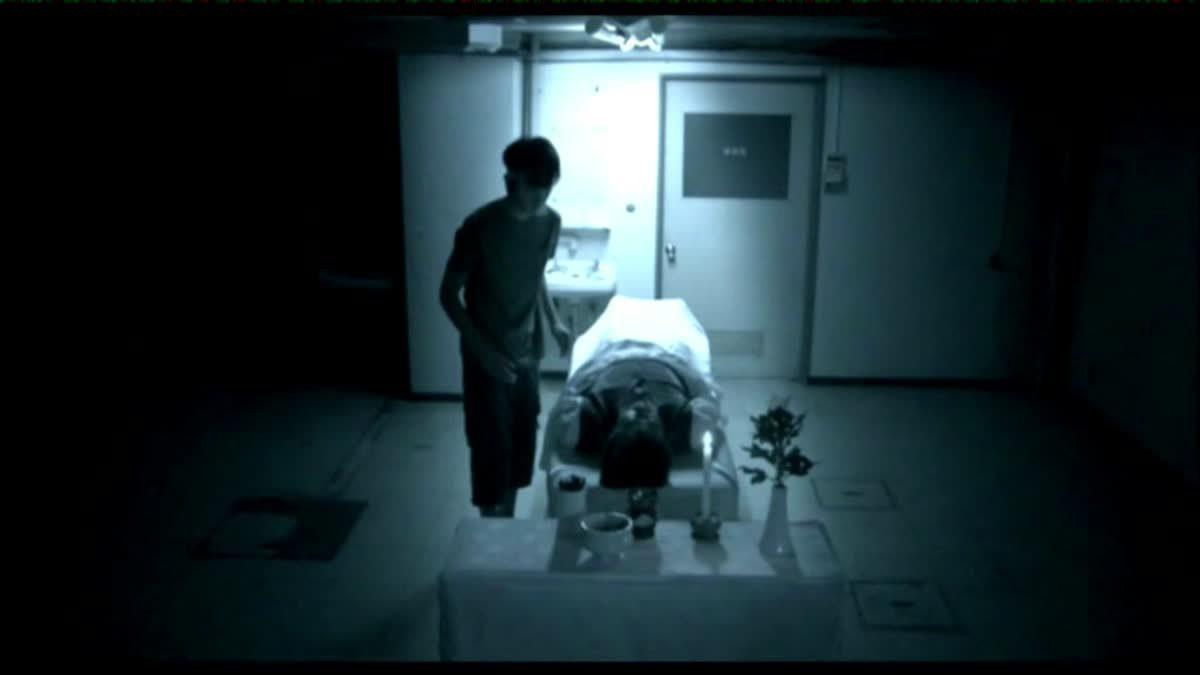เผยภาพกล้องวงจรปิดห้องดับจิตที่ญี่ปุ่น