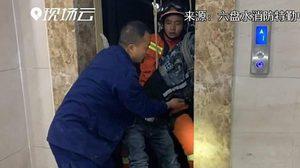 ประตูเปิดแต่ลิฟต์ไม่มา! อุบัติเหตุระทึกขวัญชายเคราะห์ร้ายร่วงจากชั้น 30 ไปชั้น 8
