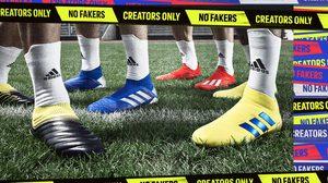 adidas Football รูดม่านเปิดตัว Exhibit Pack สีสันสุดจี๊ด เนรมิตผืนหญ้าให้เป็นเวทีสำแดงฝีเท้า