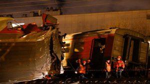 รถไฟรัสเซียพุ่งชนประสานงา บาดเจ็บ 31 ราย สาหัส 6 ราย