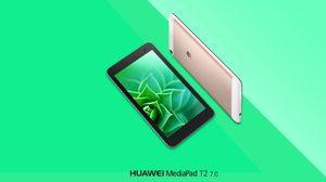 Huawei MediaPad T2 7.0 รุ่นใหม่ ไปเจอตัวจริงกันได้ที่งาน Thailand Mobile Expo 2016