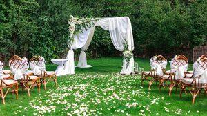 เบื่อแล้วงานแต่งโรงแรม มาดู 5 เหตุผลที่ควร จัดงานแต่งในสวน