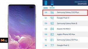Samsung Galaxy S10+ ขึ้นแท่นมือถือถ่ายเซลฟี่ดีที่สุดในโลก