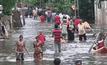 น้ำท่วมในศรีลังกาตายเพิ่มเป็น 92 คน