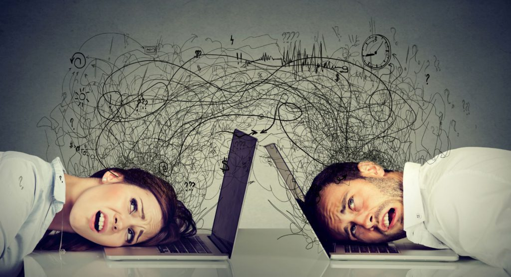 ความอันตรายของโรค Burnout Syndrome