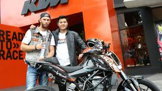 "KTM ดึง ""ร็อค บาโกรอส"" สตั๊นท์ไรเดอร์ระดับโลก บินโชว์มอเตอร์ไซค์ผาดโผนในไทย"