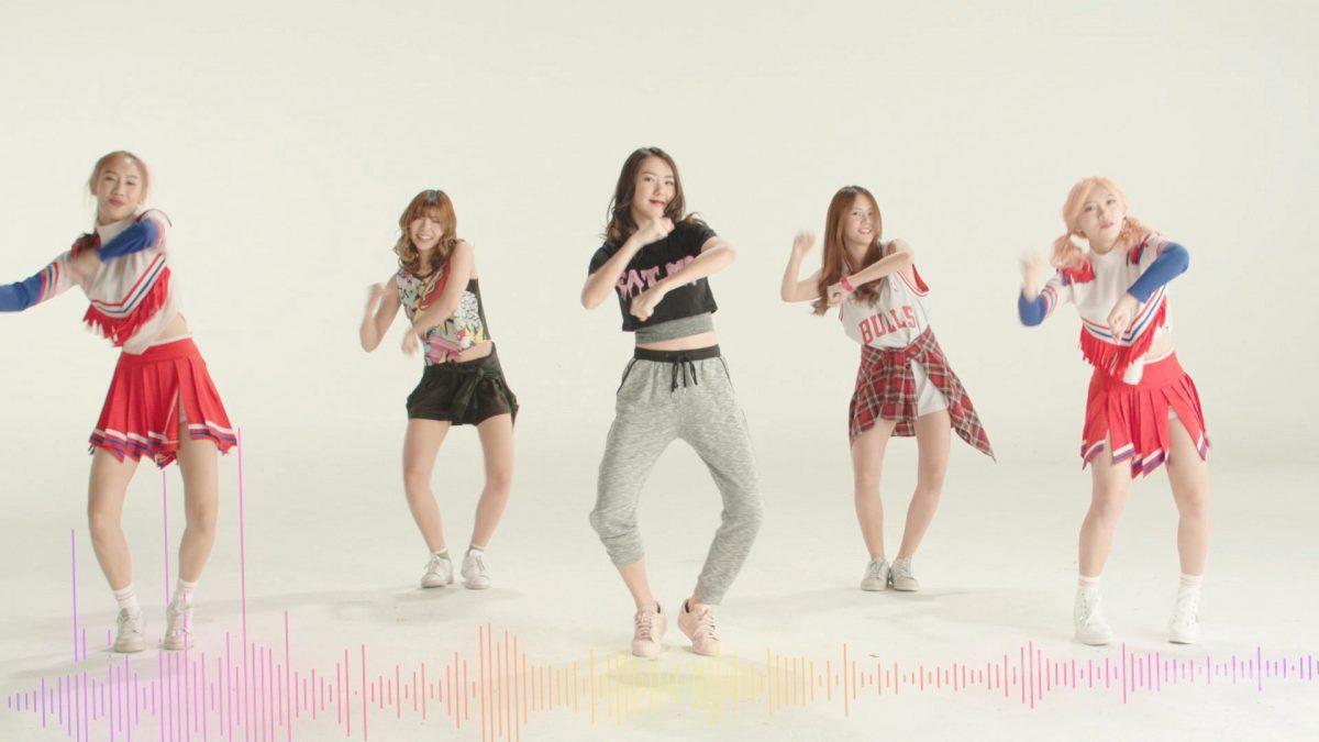 เพลง กำมือ - DOUBLETAP Feat. Oversize Guys (OST. โอเวอร์ไซส์..ทลายพุง) | TMoment
