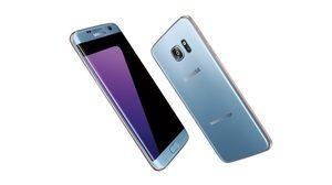 Samsung Galaxy S7 edge สีใหม่ Blue Coral เตรียมผนึกกำลังกับ 5 สีที่ออกมาก่อนหน้านี้