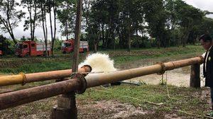 ม.รามฯ ประกาศให้ทุนเรียนฟรี ลูกเกษตรกรใช้ไร่-นาเป็นพื้นที่รับน้ำจากถ้ำหลวง