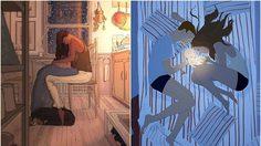 หวานละลาย!! ศิลปินวาดการ์ตูน บอกเล่าเรื่องราว ชีวิตคู่ พิสูจน์ความรักเกิดจากสิ่งเล็กๆ