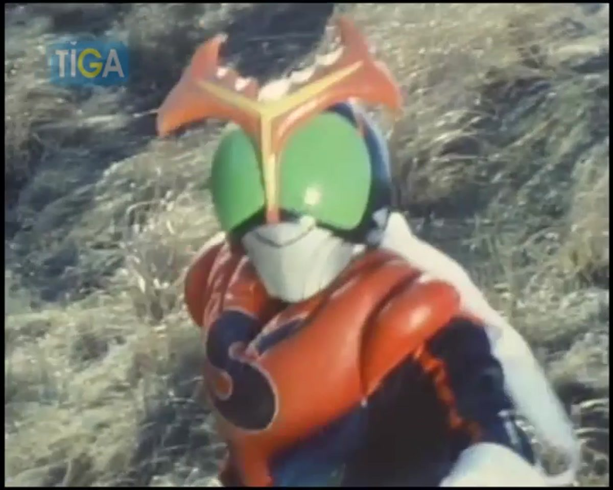Masked Rider Stronger ตอนที่ 2-3