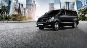 Hyundai แนะนำรถยนต์รุ่นพิเศษ H1 Touring สีใหม่ Timeless Black จำนวนจำกัดเพียง 100 คัน