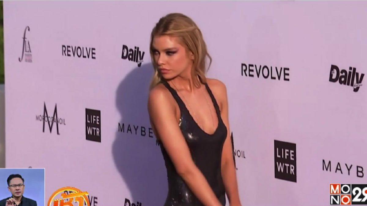คนดังตบเท้ารับรางวัล LA Fashion Awards