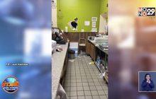 ร้านอาหารไทยในแอลเอ ถูกบุกปล้น -ทุบทำลาย