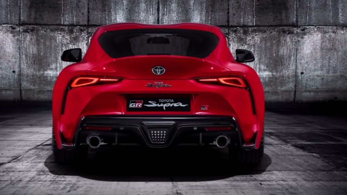 โดนใจมั้ย! All NEW Toyota Supra ปี 2020 เตรียมเปิดตัวในไทย 26 พ.ย.62 นี้