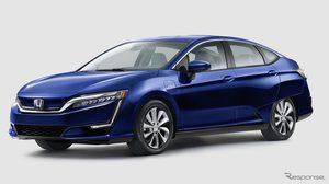 Honda เปิดตัว New Clarity PHV ปลั๊กอินไฮบริด และระบบไฟฟ้า ที่ New York