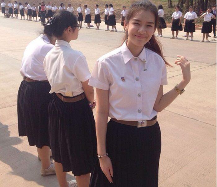 จุ๊บจิ๊บ ธนพร นางสาวไทย 2559