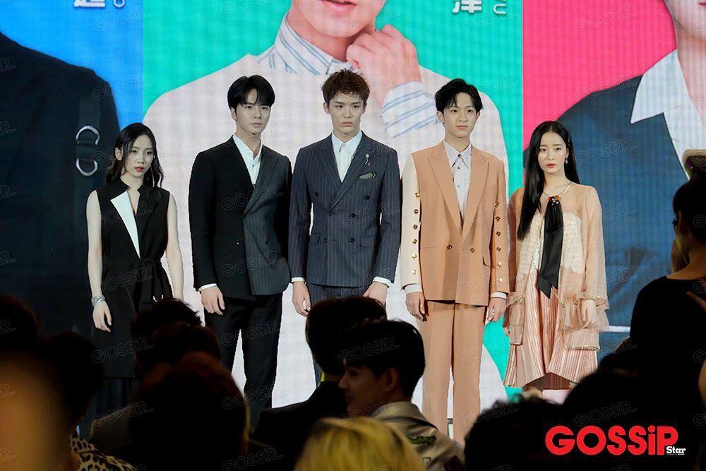 5 นักแสดงดังจากจีน