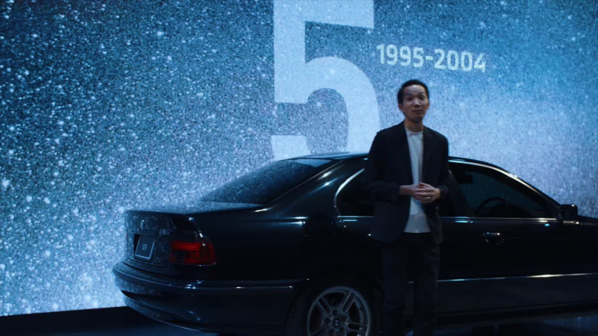 BMW Virtual Experience  Behind the Scenes