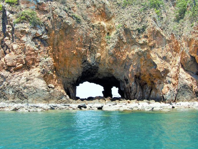 หัวหิน เกาะทะลุ
