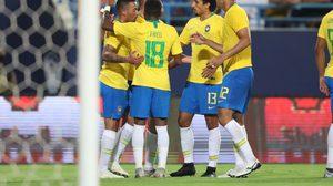 ผลบอล : ซาอุดิอาระเบีย vs บราซิล !! เนย์มาร์ เบิ้ลจ่าย แซมบ้า บุกเชือด ซาอุ นิ่มนวล 2-0