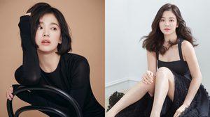 ซองเฮเคียว นักแสดงสาวที่ละลายหัวใจหนุ่มๆ ด้วยความสวยใสชวนเคลิ้ม