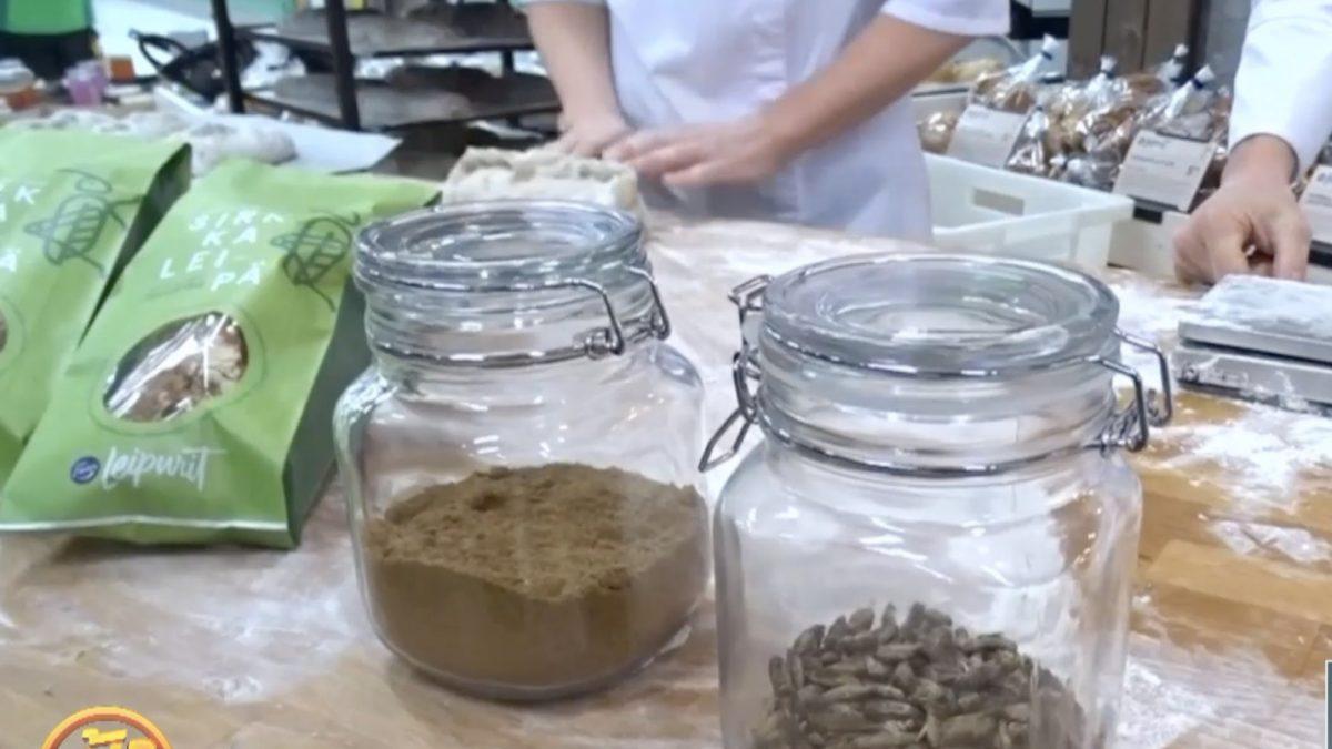 ฟินแลนด์ผลิตขนมปังแมลงชนิดแรกของโลก