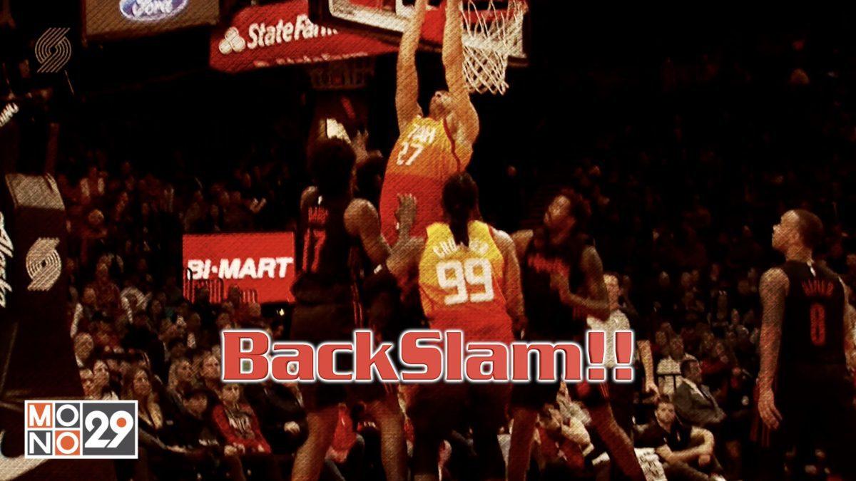 BackSlam!!