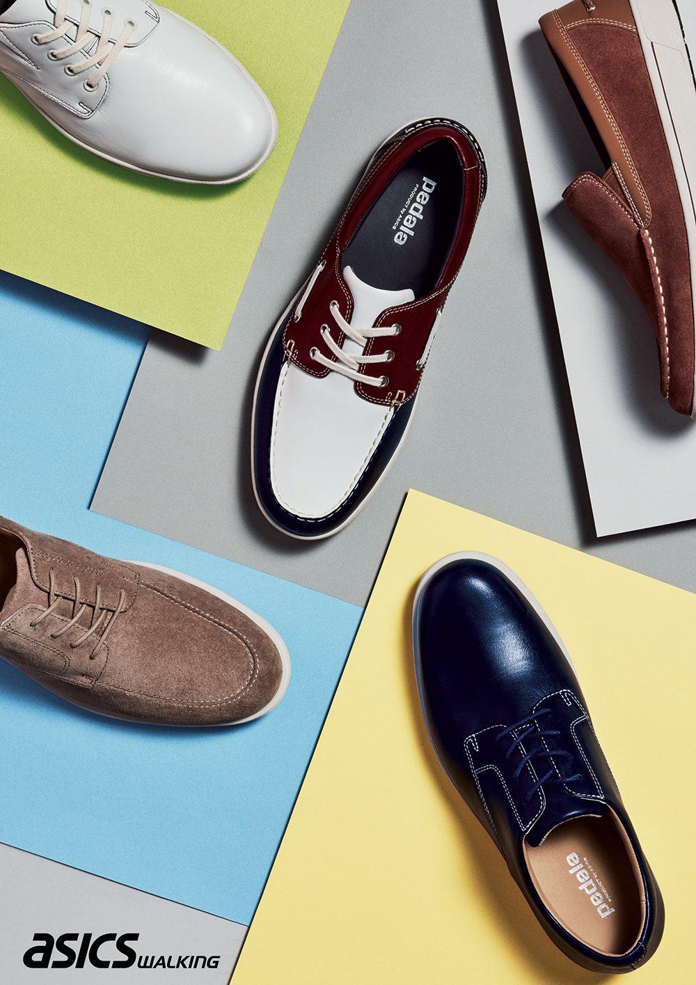 ASICS Walking Shoes PEDALA