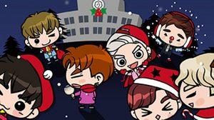 น่ารักเชียว! GOT7 ปล่อยภาพทีเซอร์อัลบั้มใหม่ ธีมคริสต์มาส