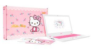 Acer ปล่อยพลังมุ้งมิ้ง ด้วยโน้ตบุ๊คลิมิเต็ดอิดิชั่น Hello Kitty เพียง 300 เครื่องเท่านั้น