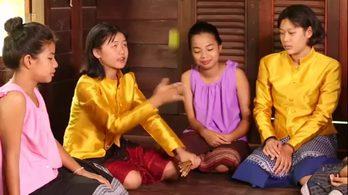 หมากไม้ - การเล่นของเด็กไทยภาคตะวันออกเฉียงเหนือ