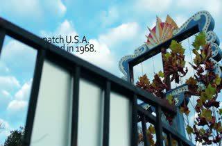 สวนสนุกร้าง Dogpatch USA ประเทศสหรัฐอเมริกา